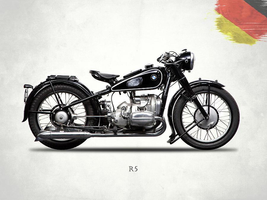 Bmw Photograph - The R5 1936 by Mark Rogan