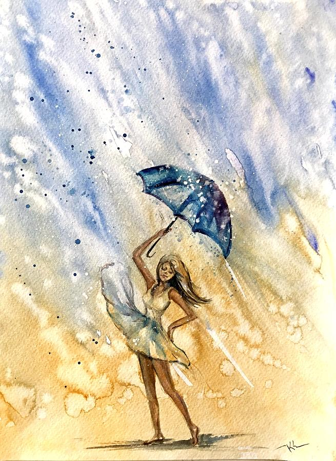 The Rain Painting