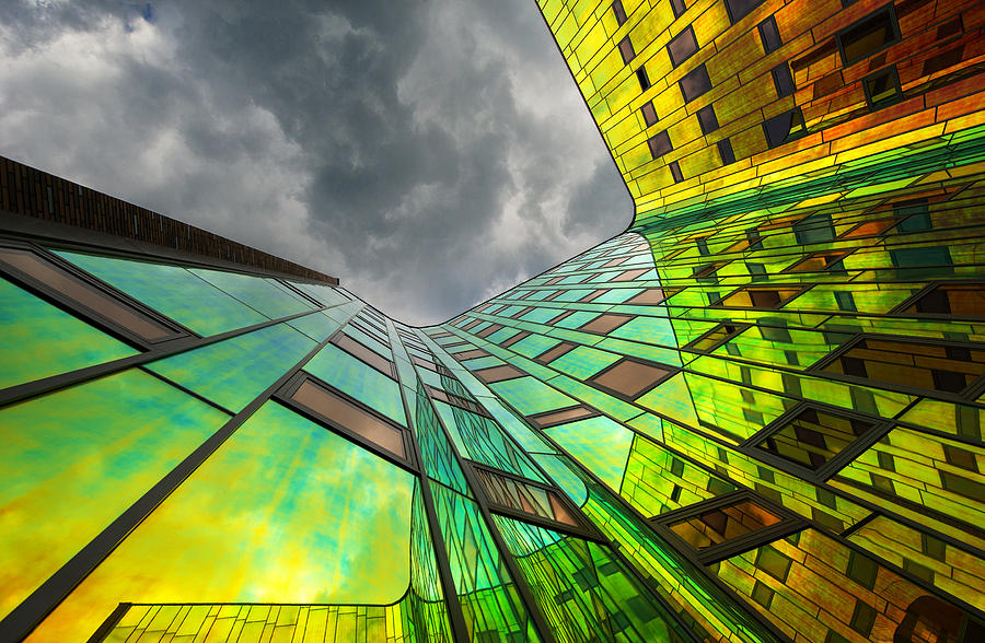 Arcenciel Photograph - The Rainbow by Gerard Jonkman