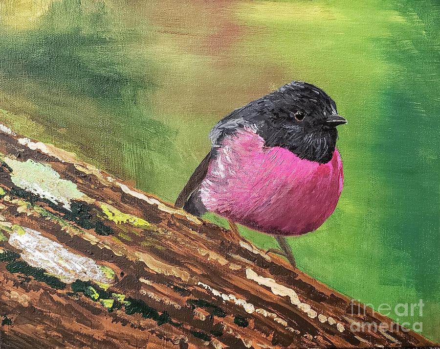 The Robin Painting