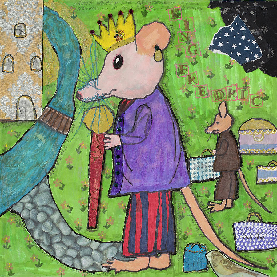 The Rat King by Dawn Boswell Burke