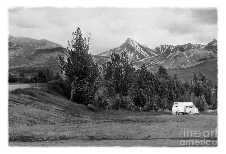 Alaska Photograph - The Real Alaska -The Good Life by Pete Hellmann