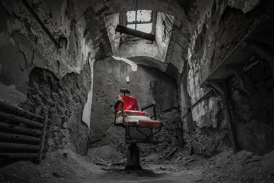 The Red Chair Photograph by Kristopher Schoenleber
