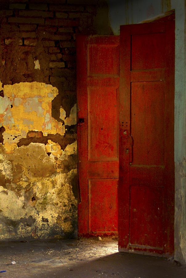 The Red Door by Ken Ketchum