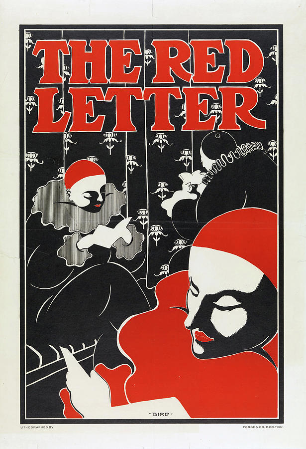 The Red Letter by John Williams
