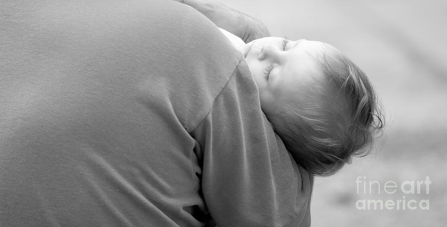 Baby Photograph - The Rest by Gabriela Insuratelu