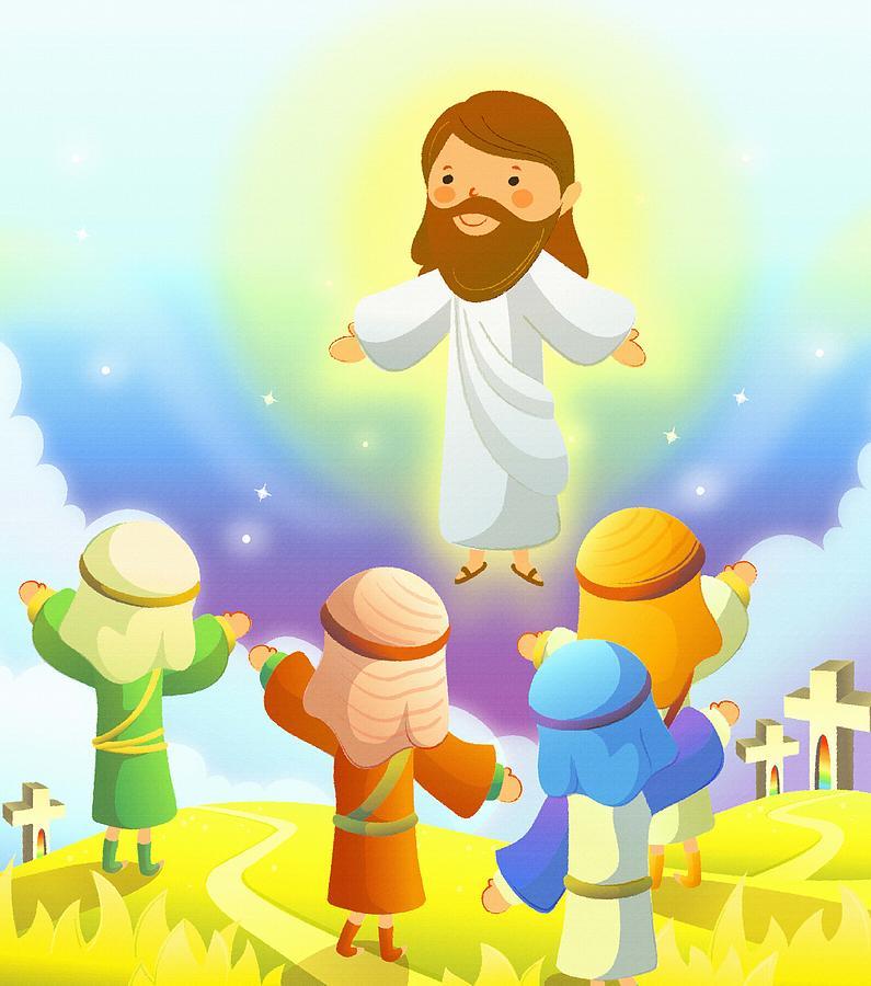 Детские христианские картинки