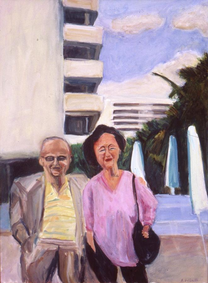 The Retirees by Andrea Goldsmith