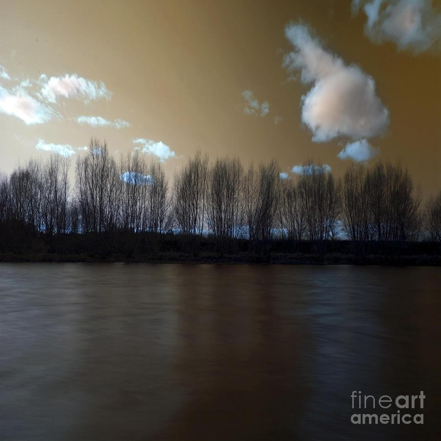 River Photograph - The River Of Dreams by Angel Ciesniarska