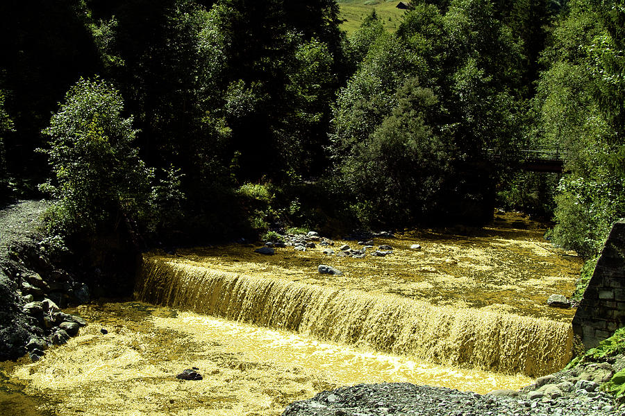 River Photograph - The River by Pit Hermann