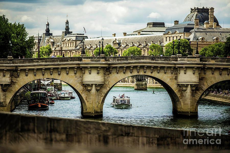The River Seine Photograph