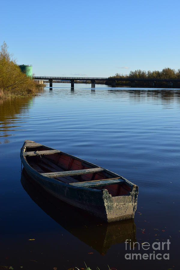 The River Suir at Fiddown by Joe Cashin