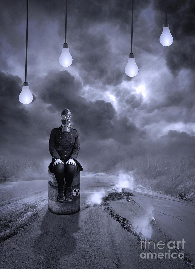 Apocalypse Photograph - The Road by Juli Scalzi