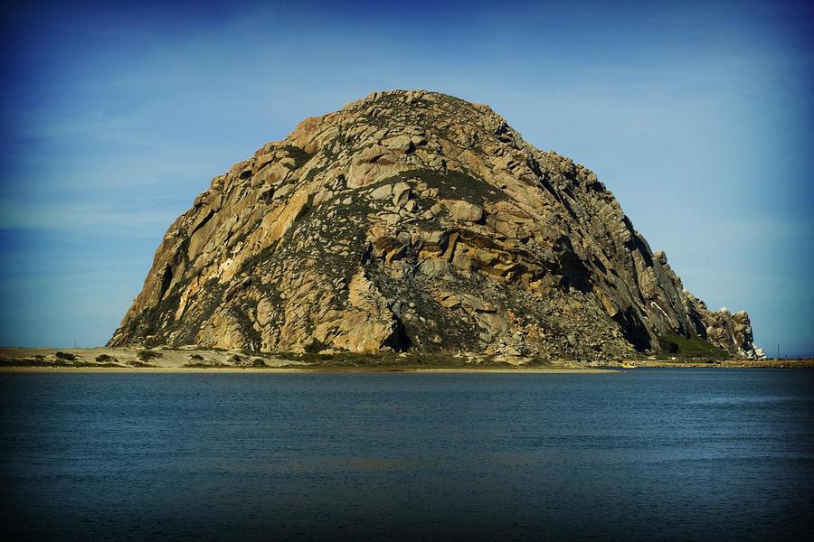 California Photograph - The Rock by John Gusky