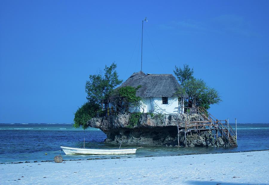 The Rock on Zanzibar by Brenda Smith DVM
