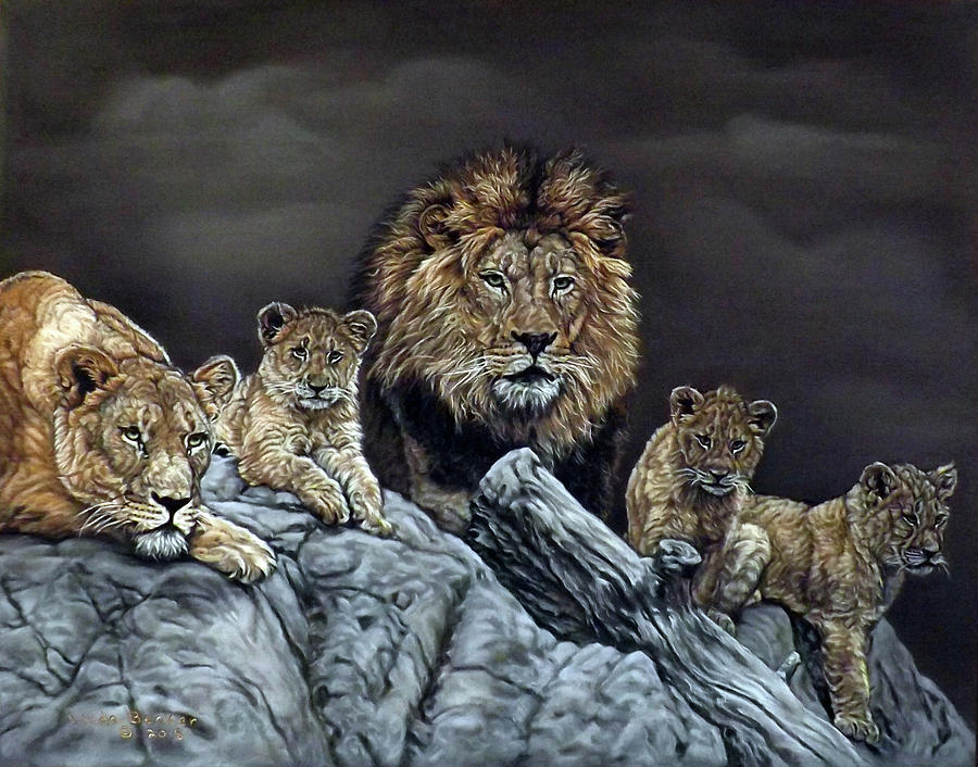 The Royal Family by Linda Becker