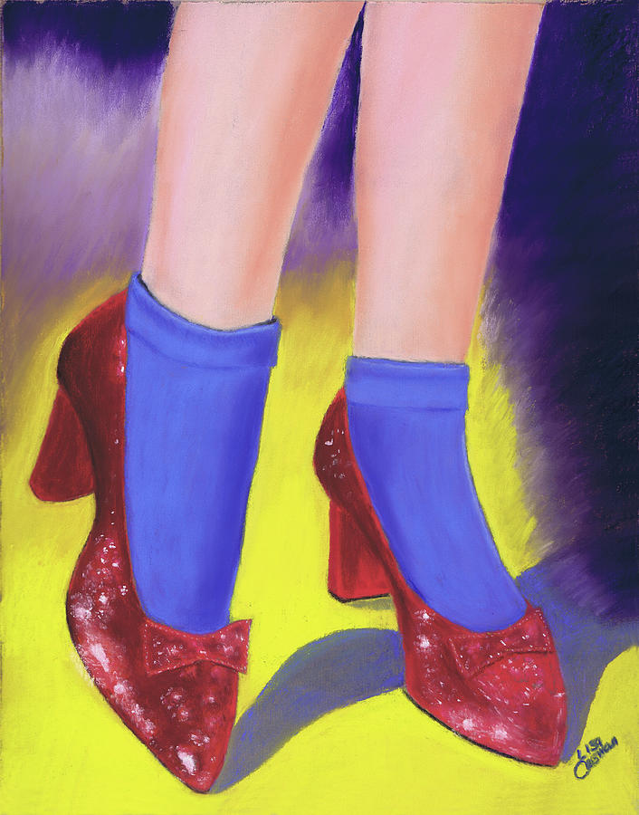 The Ruby Slippers by Lisa Crisman
