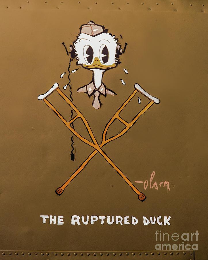 The Ruptured Duck