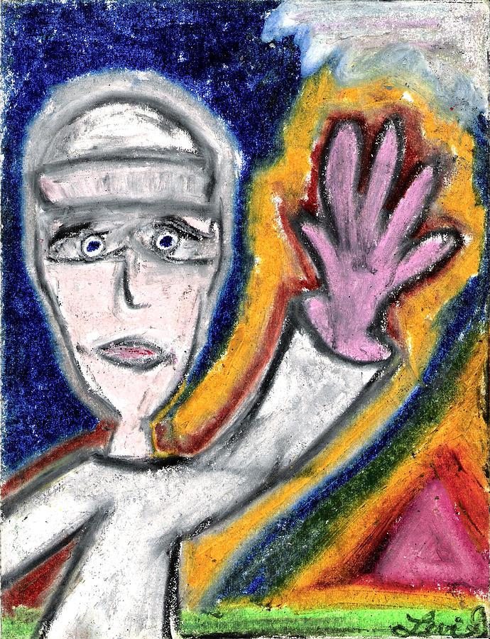 Sailor Pastel - The Sailor  by Levi Glassrock