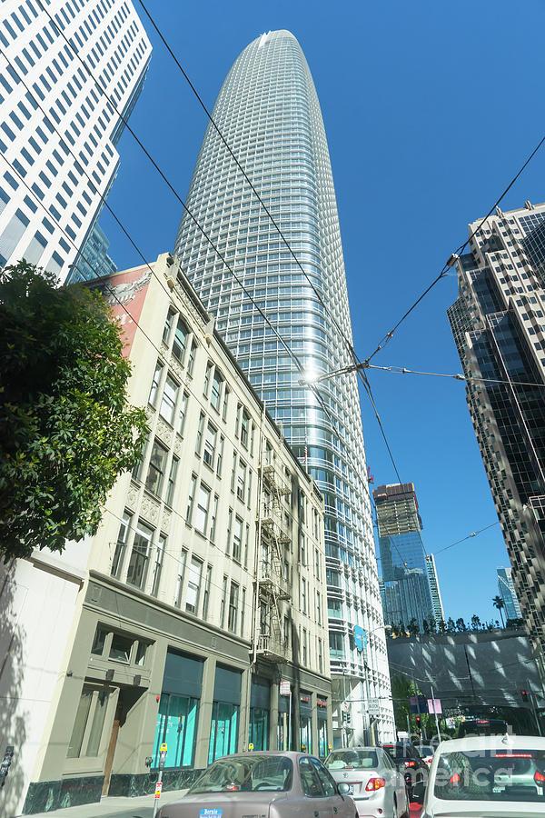 The Salesforce Transit Center aka Transbay Transit Center DSC6394 by San Francisco Art and Photography