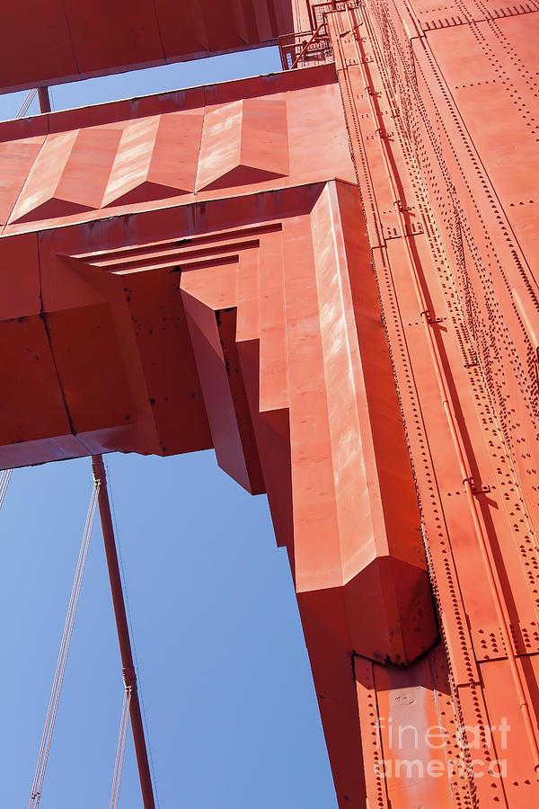 The San Francisco Golden Gate Bridge 5d3000 by San Francisco Art and Photography