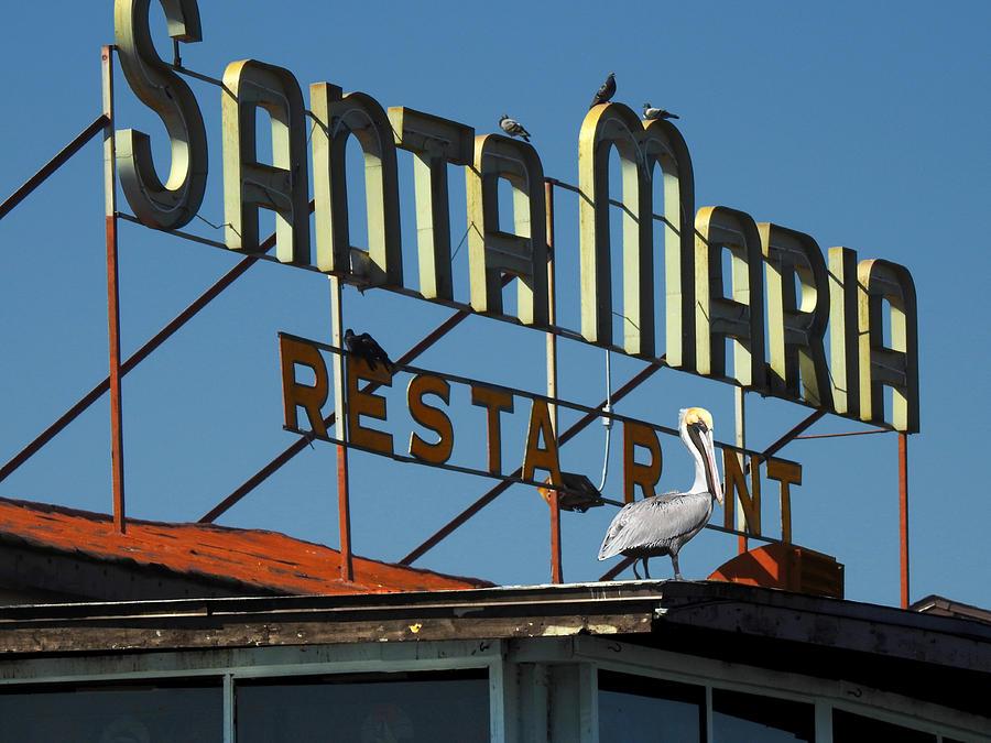 The Santa Maria by Rod Seel