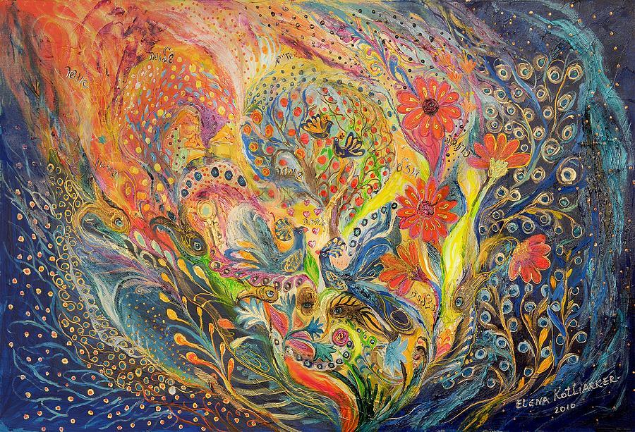 Original Painting - The Sea Dream by Elena Kotliarker