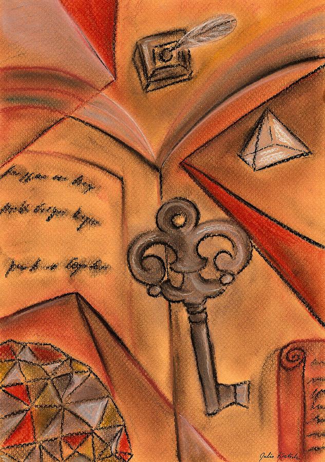 Secret Pastel - The Secret by Julia Kretsch
