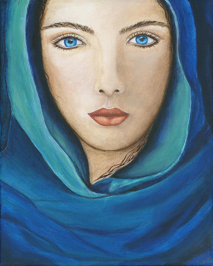 Seer Painting - The Seer by JoDee Luna