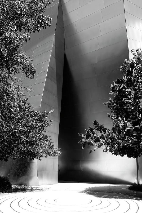 The Sensuous Secret Portal at Disney Hall by Lorraine Devon Wilke