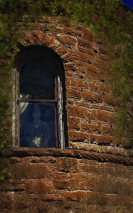 Castle Painting - The Shade Of Osborne House by RC deWinter