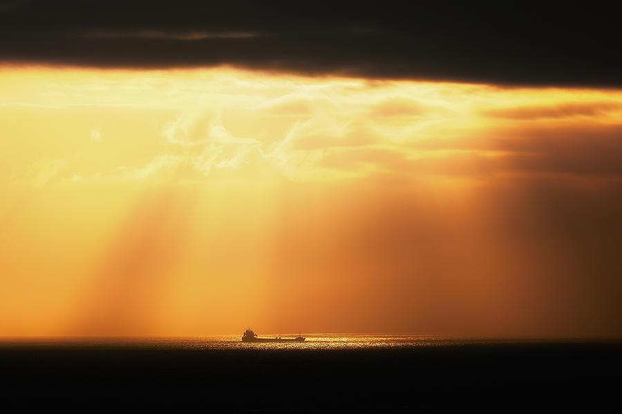 The ship by Mikel Martinez de Osaba