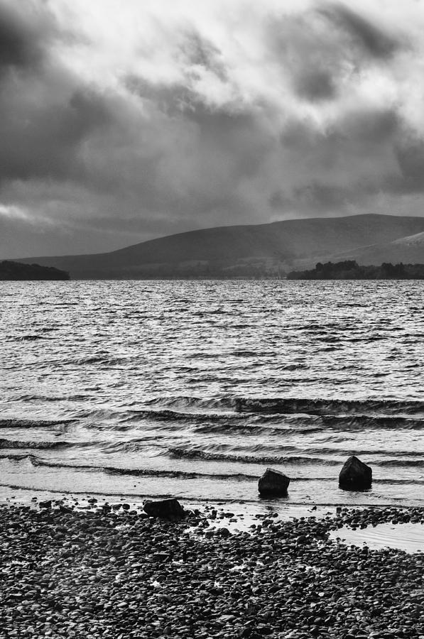 The Shores of Loch Lubnaig by Christi Kraft
