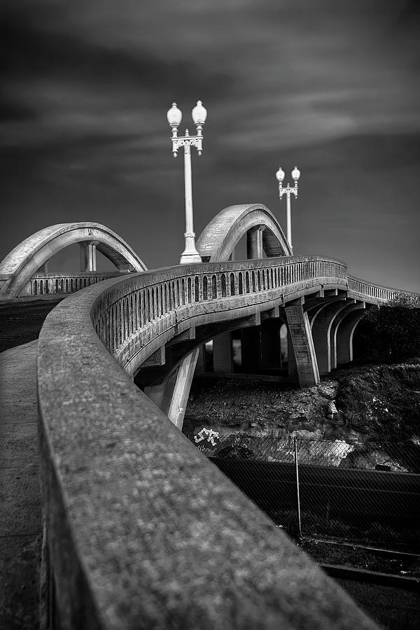 The Sierra Vista Bridge of Roseville by Wes Jimerson