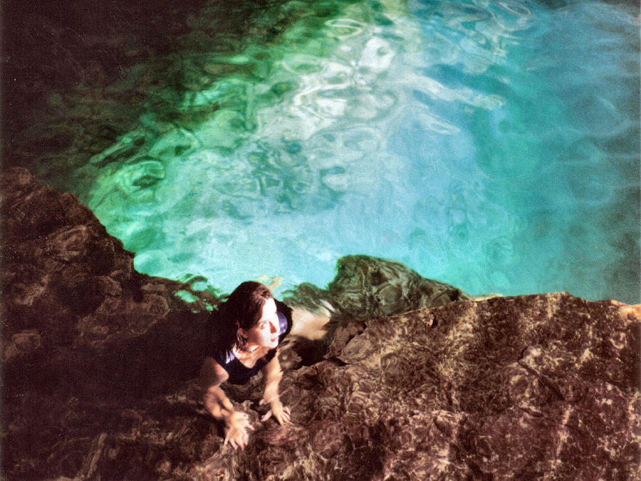 Water Photograph - The Siren by Heather King