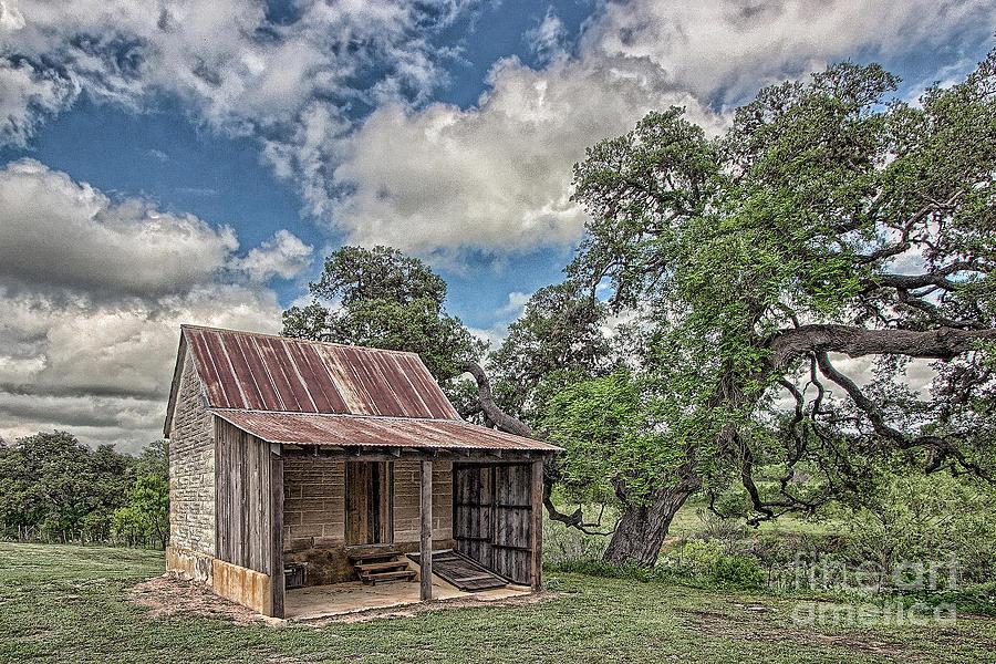 The Smoke House by Sam Stanton