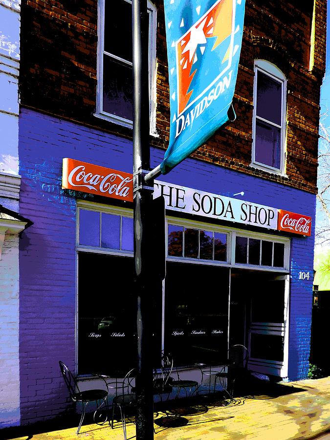 The Soda Shop Photograph