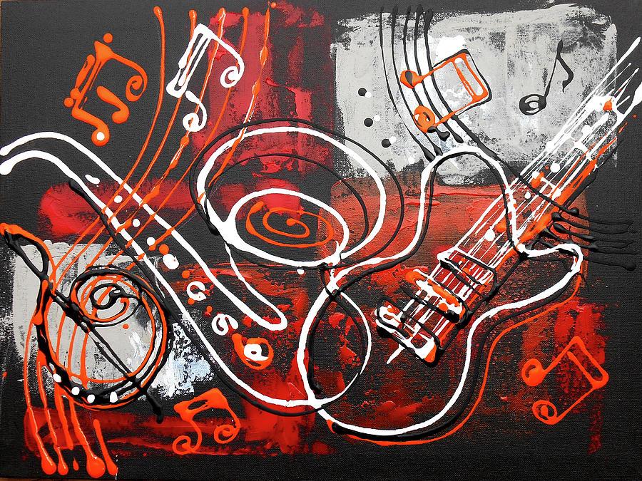 The sound of music by Leon Zernitsky