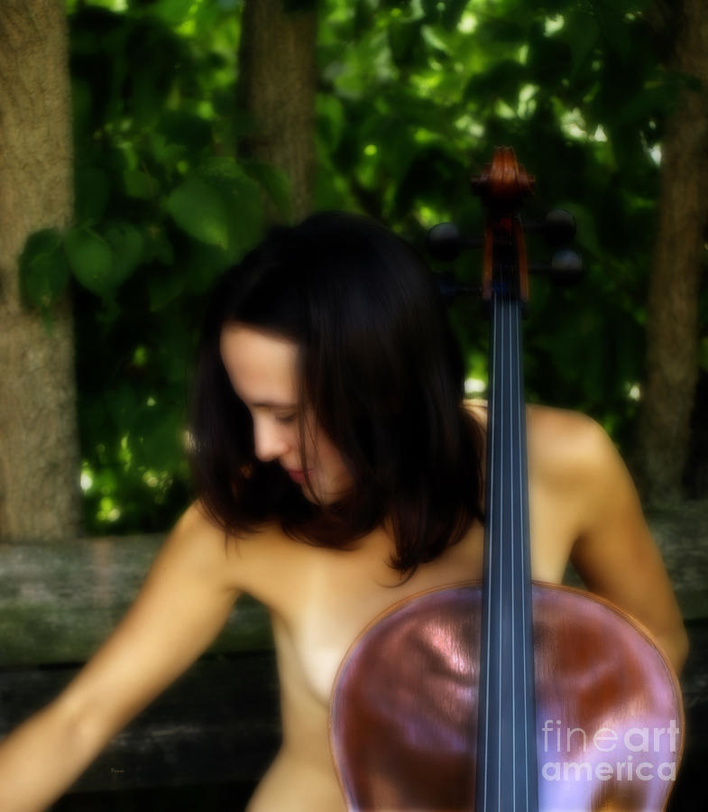 Women Photograph - The Sound Of Nature  by Steven Digman