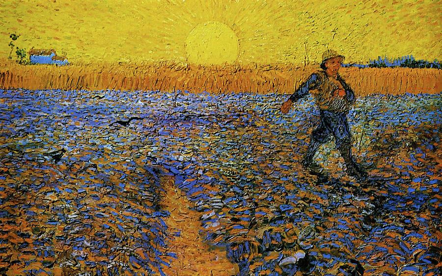 the sower van gogh