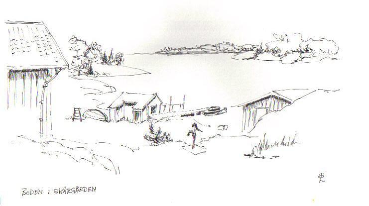 Archipelago Drawing