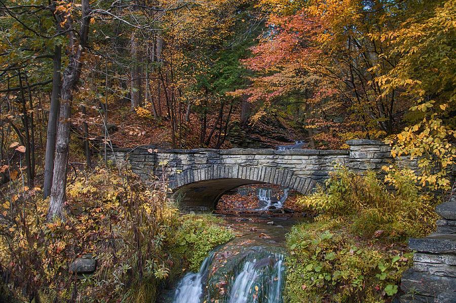 The Stone Bridge by John Kiss
