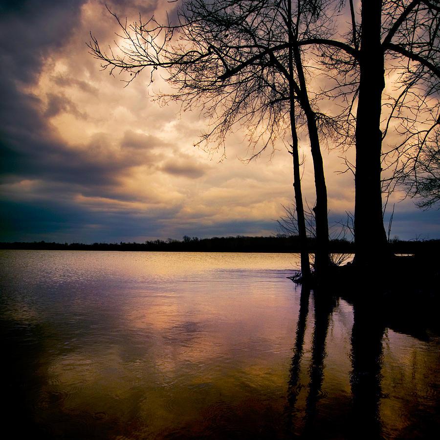 Landscape Photograph - The Storm by Ryan Heffron