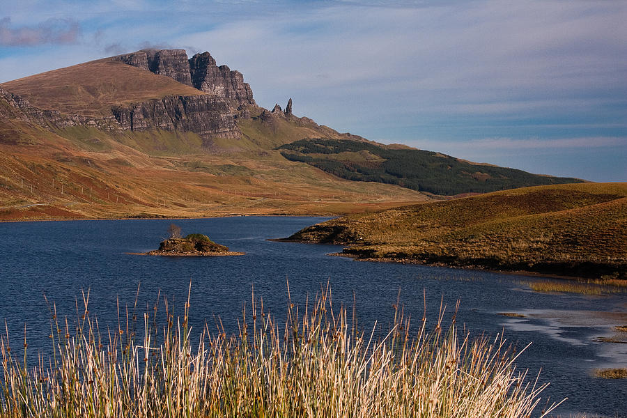 Scotland Photograph - The Storr by Colette Panaioti