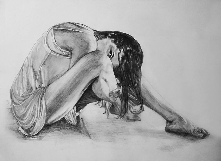 The Stretch Drawing by Sheryl Gallant