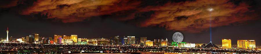 Las Vegas Photograph - The Strip by Ryan Smith
