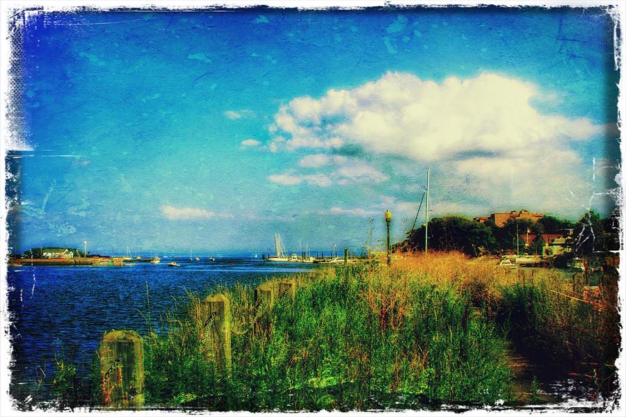 Harbor Photograph - The Summer Wind IV by Aurelio Zucco