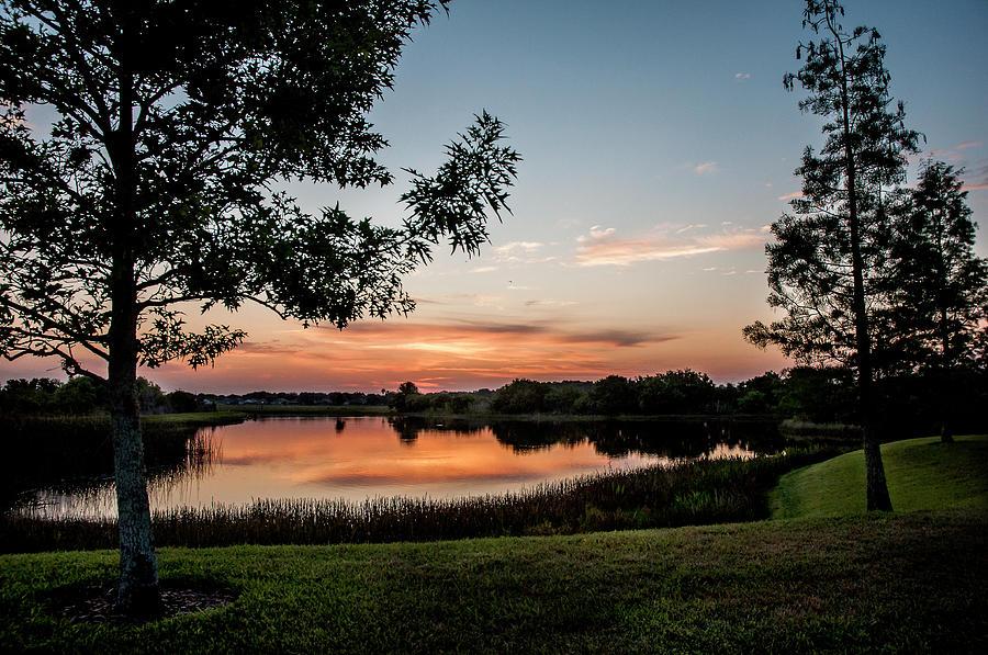 Sunrise Photograph - The Sun Awakens by Norman Johnson