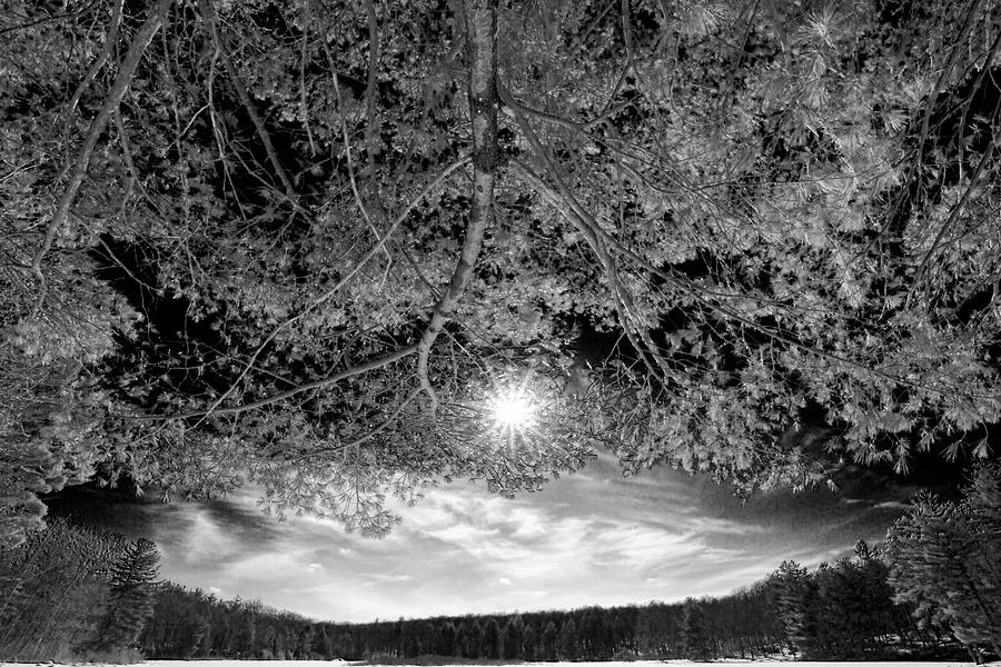 The Sun Over Stony Lake by Dawn J Benko