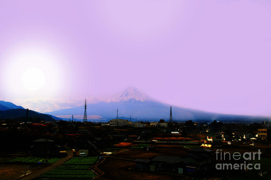 Japan Tsunami Photograph - The Sun Still Rises In Japan . All Proceeds Will Go To Japan Earthquake And Tsunami Relief Aid 2011 by Wingsdomain Art and Photography